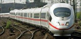 Bahn überprüft nach Unfall ICE-Züge