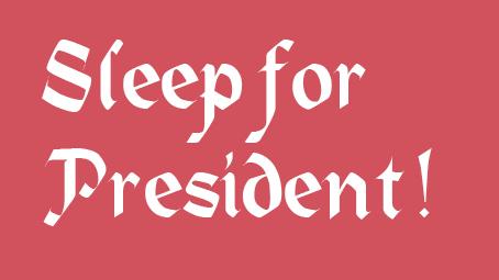 schlafen_president