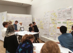 Präsentation der Ideen